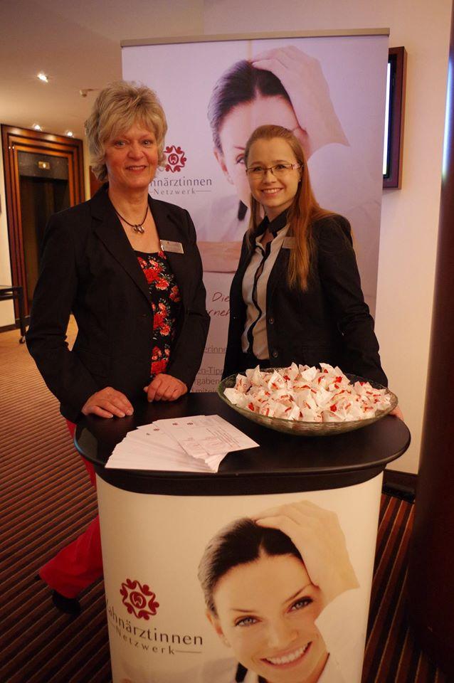 KL DENTAL beim 4. Zahnärztinnen Netzwerk Kongress in München