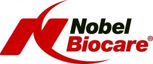 Logo des Implantatherstellers Nobel Biocare